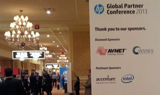 HP Global Partner Conference