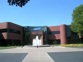Samsung HQ in California