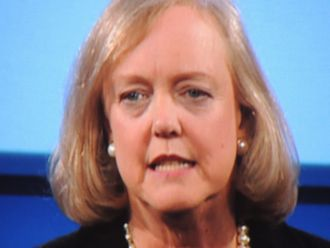 Meg Whitman, photo by Mike Magee