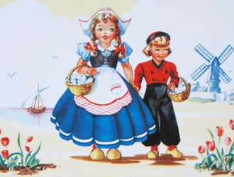 dutch-children