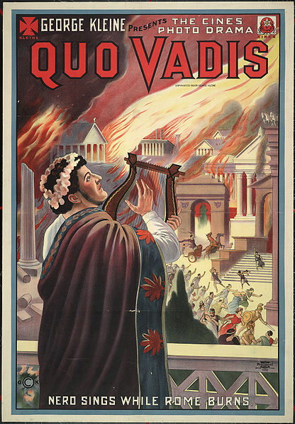 quo_vadis_poster-nero-plays-while-rome-burns-w450