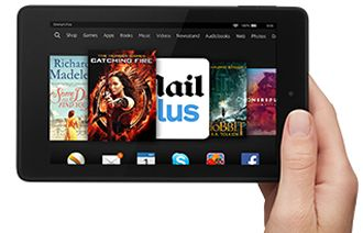 Fire HD6 from Amazon