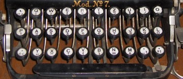 Typewriter_adler1_keyboard
