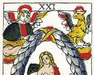 Tarot cards - Wikimedia Commons