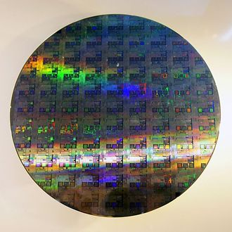 12-inch silicon wafer - Wikimedia Commons