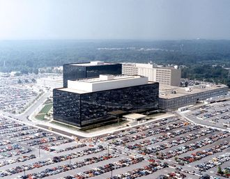 HQ of the National Security Agency
