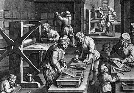 history-of-print-16th-century-printing-company