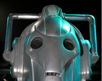 Cyberman - Wikimedia Commons