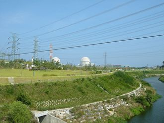 Shin Kori nuclear power plant, South Korea: Wikimedia Commons