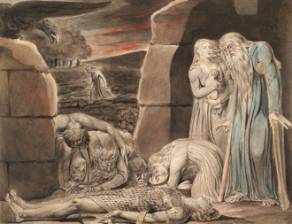 William Blake: War - WIkimedia Commons